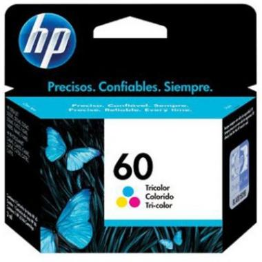 Cartucho Tinta Color Hp Cc643w