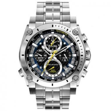 Reloj Caballero Precisionist By Bulova 96B175