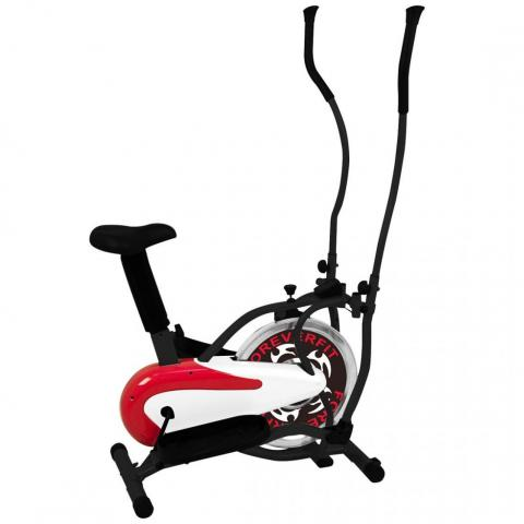 Elíptica Con Asiento Fitness Station