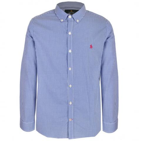 Camisa a Cuadros Polo Club