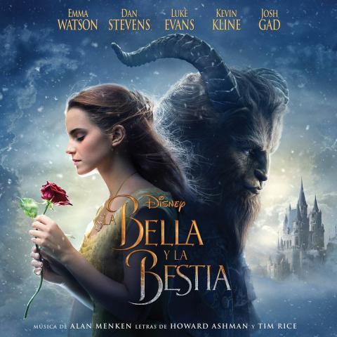 Cd La Bella Y La Bestia Soundtracks
