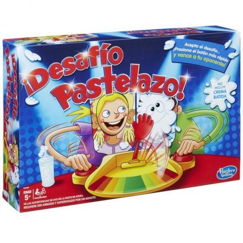 Pastelazo Pie Face 2 Hasbro