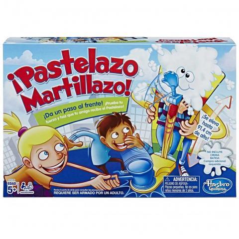 Pastelazo Martillazo Hasbro