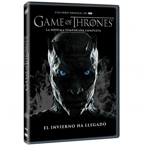 Dvd Game Of Thrones - Temporada 7
