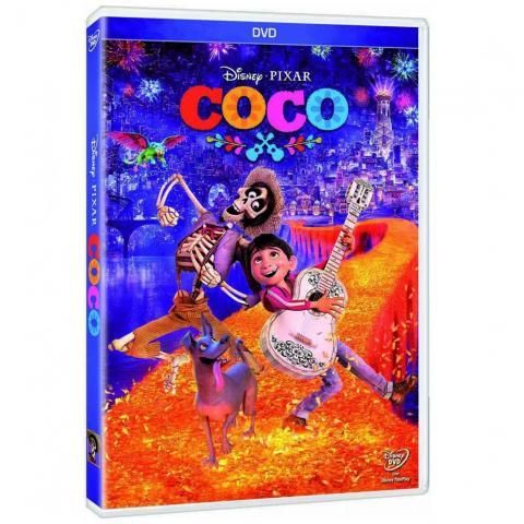 Dvd Coco Disney