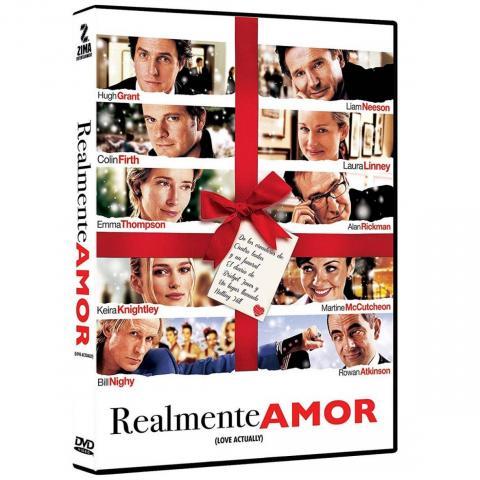 Dvd Realmente Amor