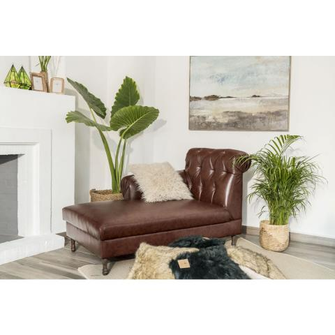 Home Nature Chaise Sebastian Capitonado