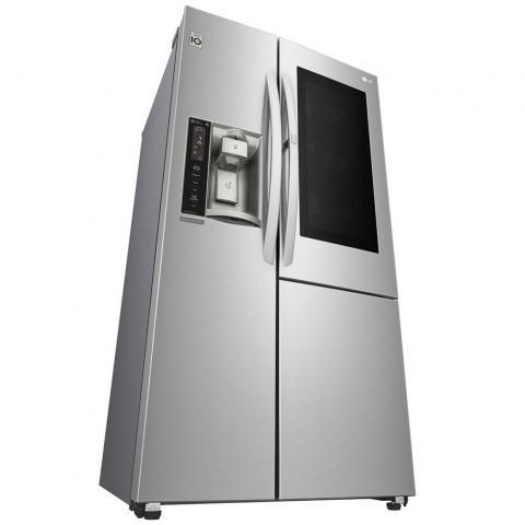 Refrigerador Lg Instaview Duplex 26 Pies Gs73Sxs