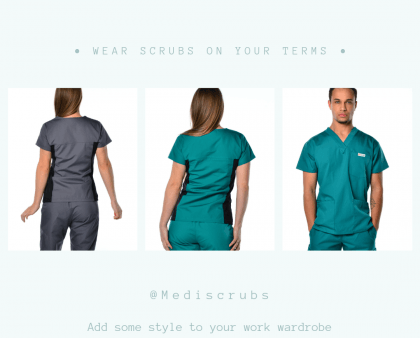 Wear Your Scrubs on Your Terms