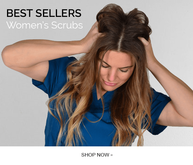 women's nursing scrubs are our best sellers - shop now