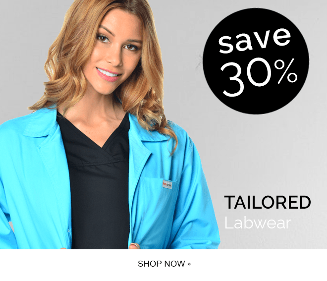 Shop for laboratory coats and lab gowns at Mediscrubs