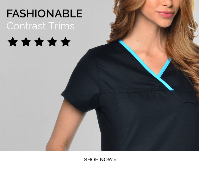 CUSTOMISE AND CREATE YOUR OWN SCRUBS. STAND OUT FROM THE REST.