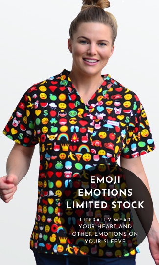 Emoji Emotions Print (Limited Stock)