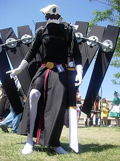 Thanatos Persona 3 Cosplay By Rock E Cosplay Com