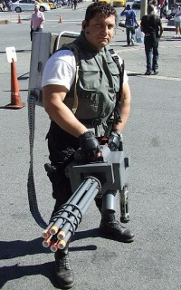 Chris Redfield Stars Cosplay Resident Evil 5 Resident Evil