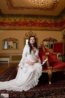 Christine Daae Dressing Gown Cosplay Photos Cosplay Com