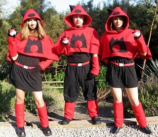 Magma girl team grunt Dating team