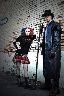 Molly Carpenter The Dresden Files Cosplay By Littleewok51