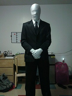 Slender Man Marble Hornets Cosplay By Amur311 Cosplay Com
