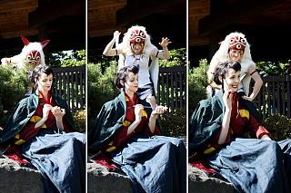 Lady Eboshi Princess Mononoke Cosplay By Tatterhood Cosplay Com