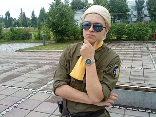 Kazuhira Miller Metal Gear Solid Peace Walker Cosplay By Mr Skull Cosplay Com This tag automatically adds char:kazuhira_miller and cosplay (learn more). kazuhira miller metal gear solid