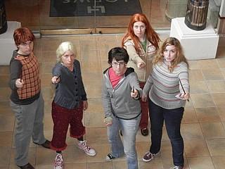 Image #46vrz6e1 of Ginny Weasley (Ministry Battle)