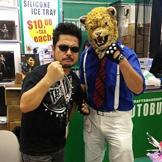tekken 7 king cosplay
