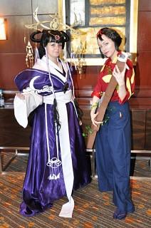 Lady Eboshi Princess Mononoke Cosplay By Tifaia Cosplay Com