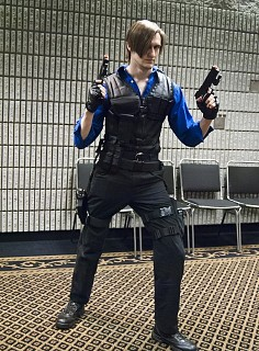 Leon S Kennedy Resident Evil 6 Resident Evil 6 Cosplay By