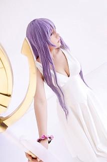Sasha (Athena) - Saint Seiya Lost Canvas cosplay by Umi-Kani