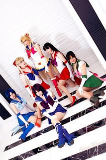 Image #19qwm804 of Sailor Saturn