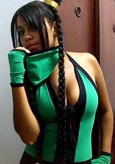 Jade Mortal Kombat Album By Caroll Way Cosplay Com