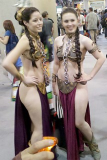 Princess Leia Star Wars Episode Vi Return Of The Jedi Cosplay