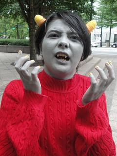 kankri vantas ms paint adventures homestuck cosplay by