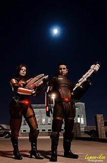 Image #3je675e4 of Commander Shepard