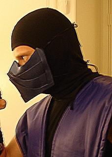 Sub Zero Subzero Mortal Kombat Movie Cosplay By Fiksal