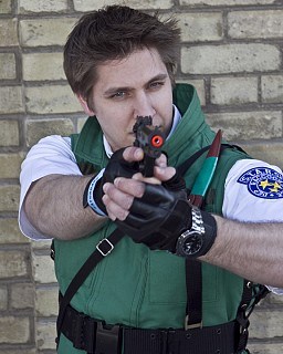 Chris Redfield S T A R S Cosplay Photos Cosplay Com