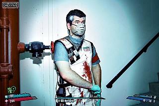 Dr Zed Borderlands Cosplay By Heavyarmsdan Cosplay Com