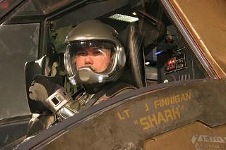 Battlestar Galactica Viper Pilot Bsg