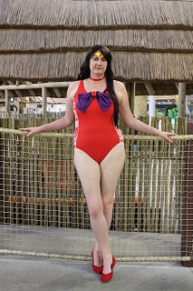 Image #4emwdn73 of Sailor Mars - Swimsuit