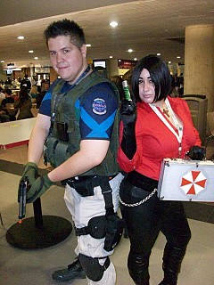 Chris Redfield Resident Evil 6 Cosplay By Sgtnuku Cosplay Com