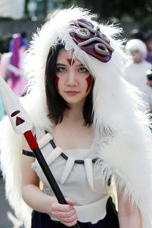 San Princess Mononoke Cosplay By Caitastrophic Cosplay Com