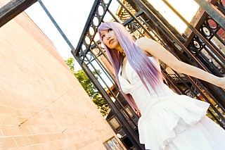 Athena - Saint Seiya: The Lost Canvas cosplay by pho3nix