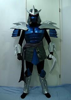 tmnt 2003 shredder helmet