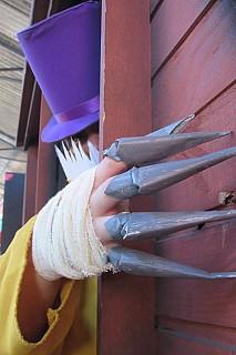 Nightmare Fredbear - Five Night at Freddy 4 cosplay by Caio_Cp0