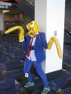 Octodad Im Just A Normal Dad Octodad Dadliest Catch Cosplay By