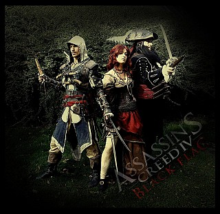 Anne Bonny Assassins Creed Black Flag Cosplay By Lady Lionheart