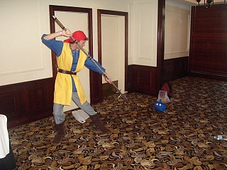 Dragon Quest VIII Hero - album by Madmage Luc - Cosplay com