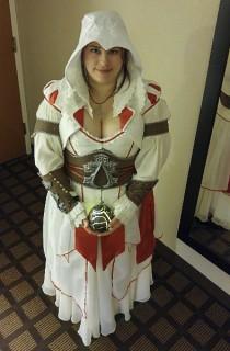 Female Ezio Auditore Album By Ladywrensings Cosplay Com