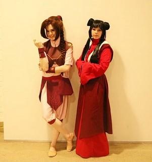 Mai - Avatar: The Last Airbender cosplay by Mireiyu91